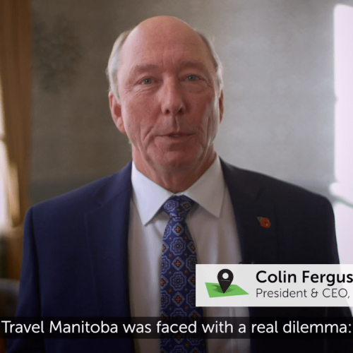 Plan 96/4: Travel Manitoba's solution to funding dilemmas