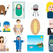 Finland Emojis - Best Use of Social Media 2016 Award Winner