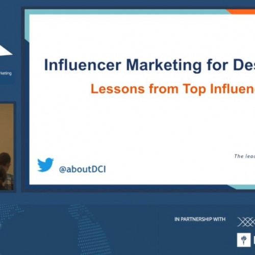 Lessons from top digital influencers
