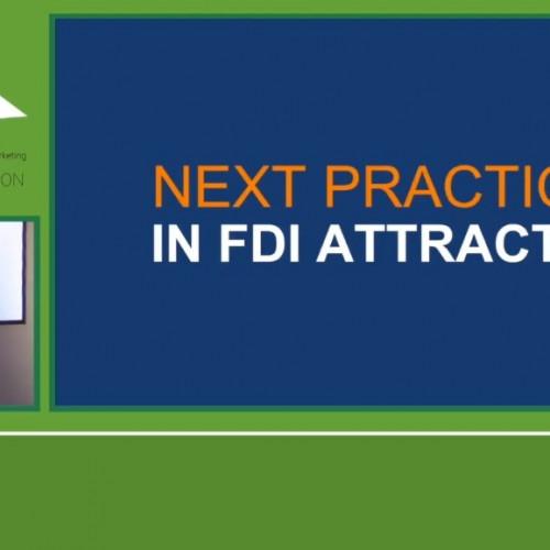 Next practices in FDI attraction