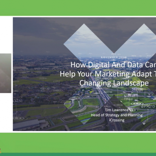 How digital data can better inform your marketing strategy and adapt to a changing travel landscape