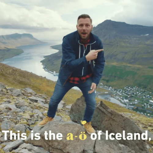 The story behind Iceland's hardest karaoke song in the world