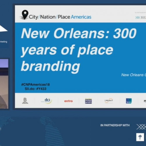 New Orleans: 300 years of place branding