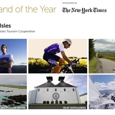 Argyll & The Isles Place Brand of the Year 2017 Finalist