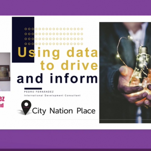 Using data to drive and inform your economic development strategy