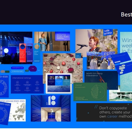 Estonia Best Use of Design Winner