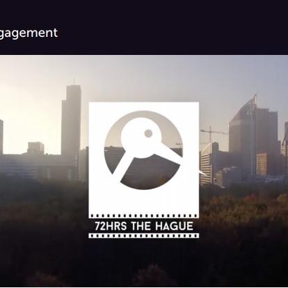 72hrs The Hague Film Contest Best Citizen Engagement Finalist