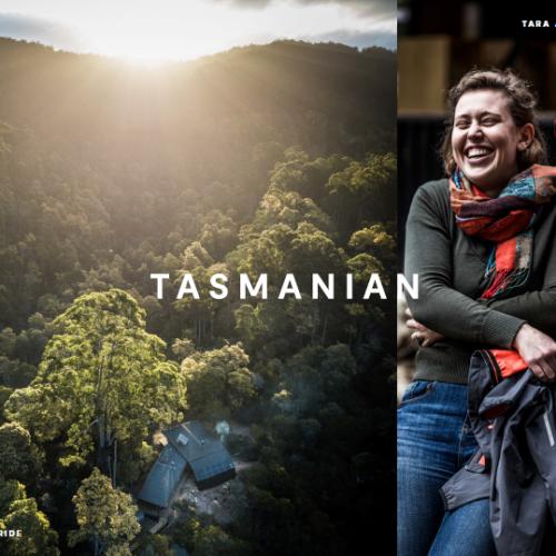 Tasmania: Storytelling through story pairings