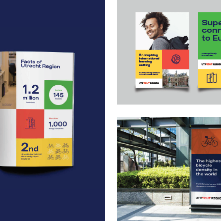 The Utrecht Region: creating a collaborative design identity