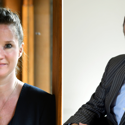 Interview with Tony Attard OBE and Rachel McQueen
