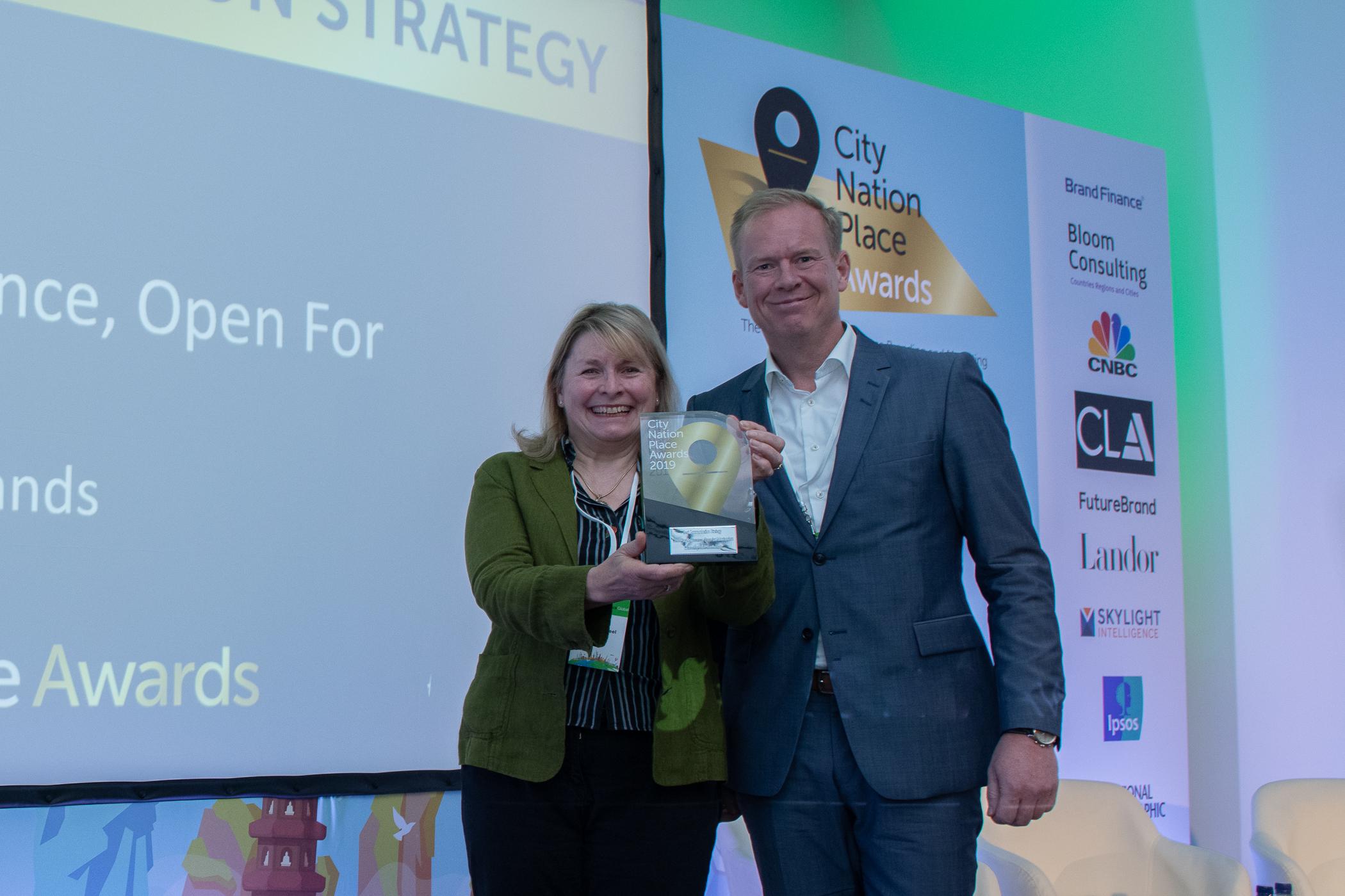 Visit Faroe Islands win the 2019 Best Communication Strategy