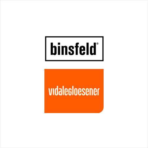 Logo for Binsfeld-Vidale Gloesener