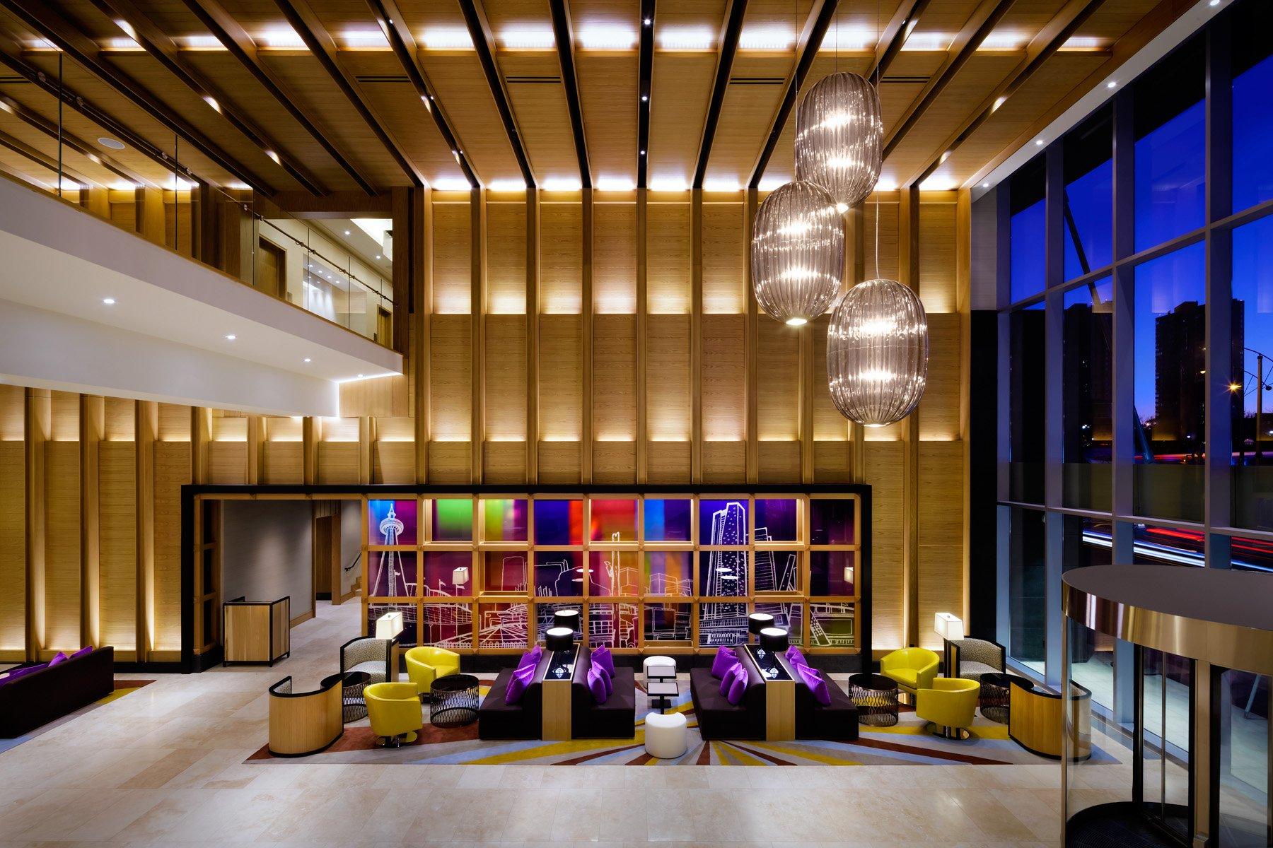 Delta Hotel Toronto Lobby