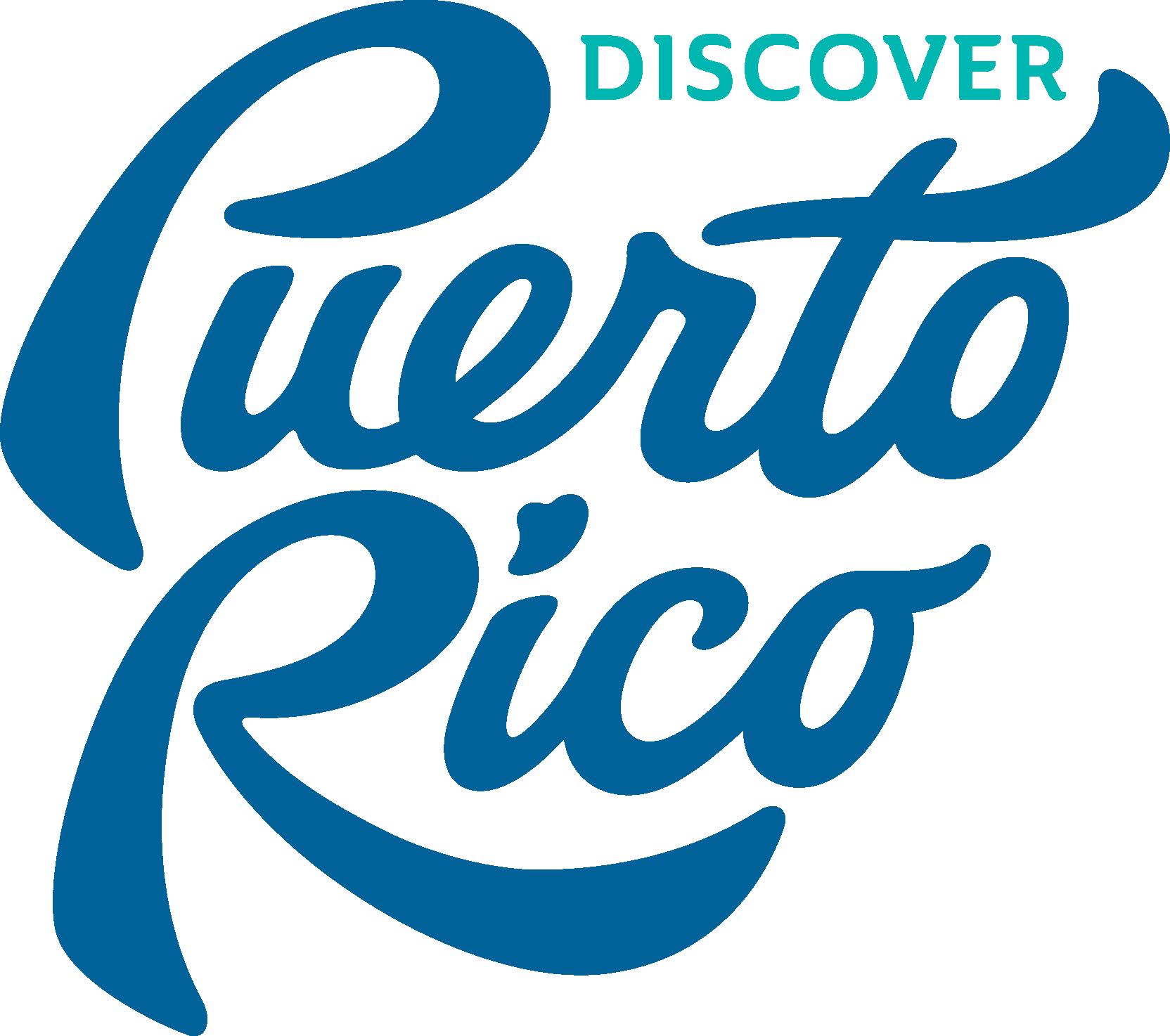Discover Puerto Rico logo