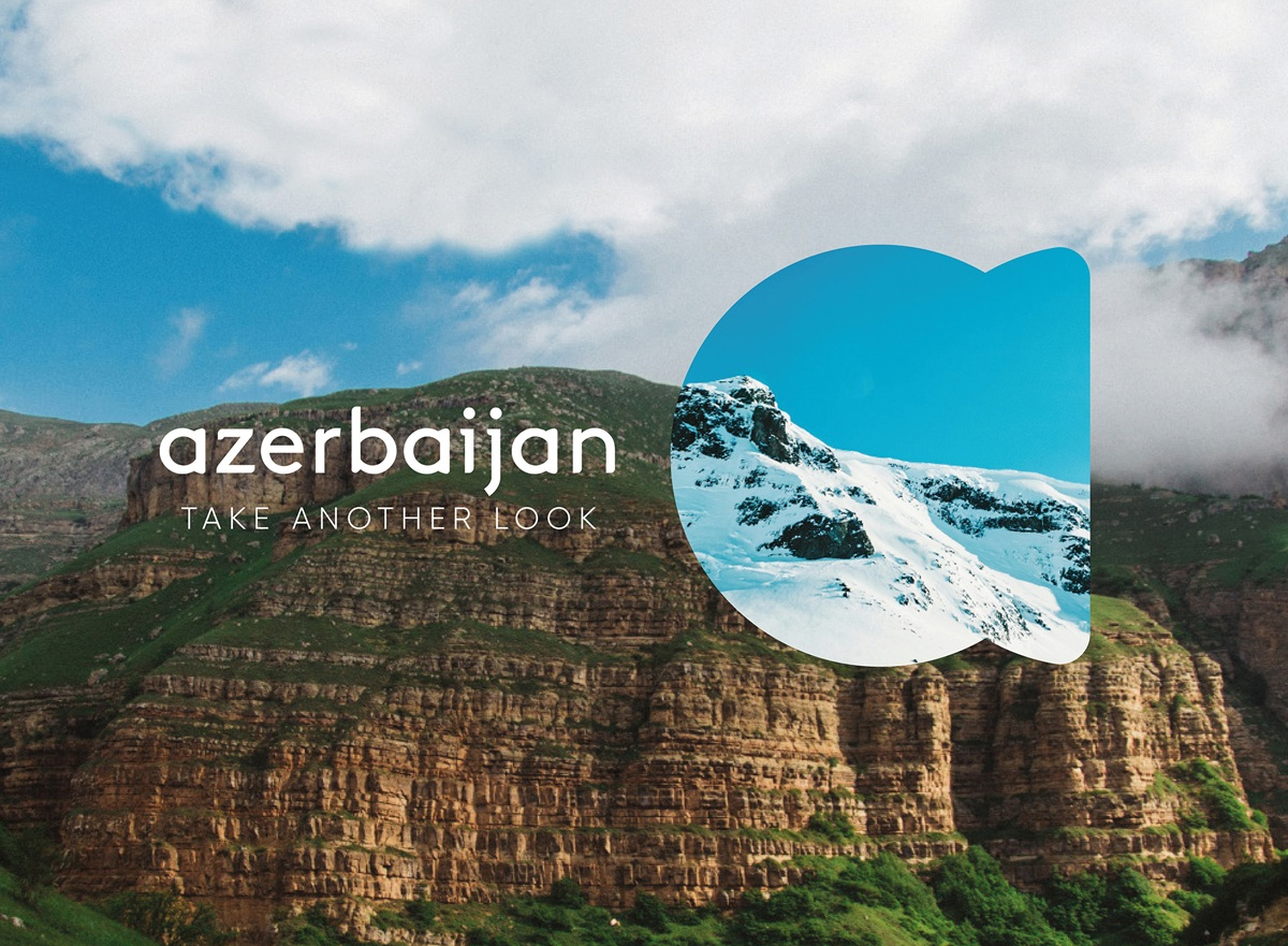 Take another look - mountains in Azerbaijan