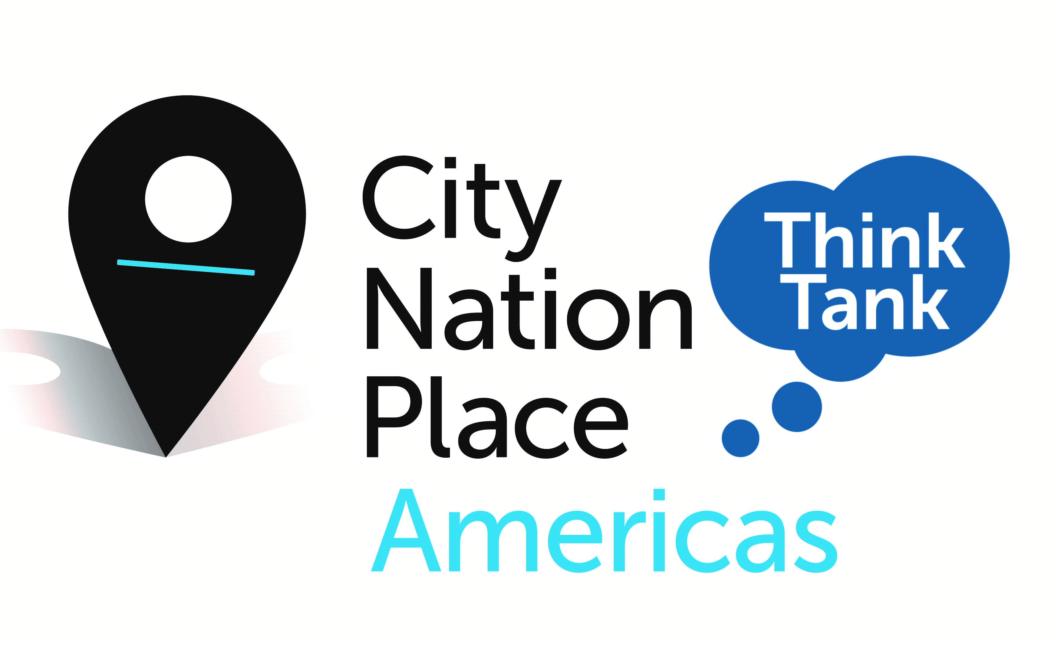 Think Tank City Nation Place Americas Logo