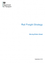 Rail Freight Strategy (DfT 2016)