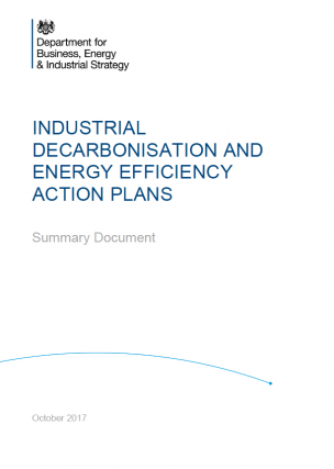 Industrial decarbonisation and energy efficiency action plans (2017)