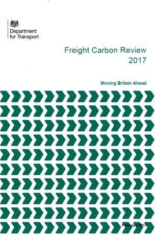 Freight Carbon Review (DfT 2017)