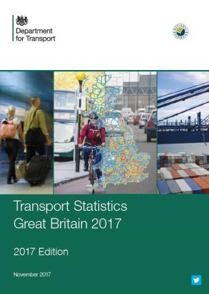 DfT Transport Statistics Great Britain: 2017