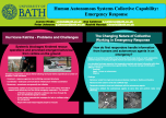 University of Bath – Human Autonomous Systems Collective Capability: Emergency Response