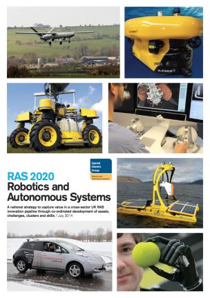 RAS 2020 Robotics and Autonomous Systems