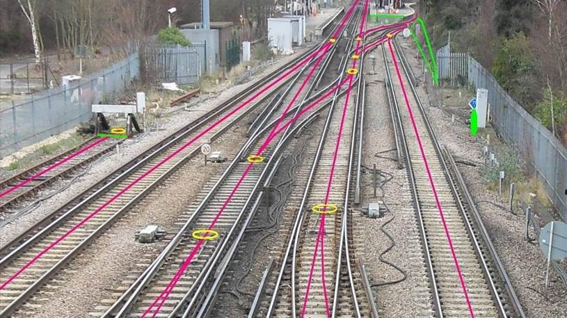 Network Model (Network Rail)