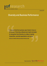 Executive Summary: Diversity and Business Performance