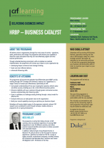 HRBP – Business Catalyst