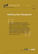 Executive Summary: Rethinking Talent Management