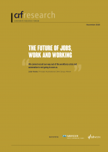 The Future of Jobs, Work and Working