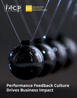 Performance Feedback Culture Drives Business Impact