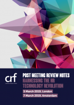 Harnessing the HR Technology Revolution - Post Meeting Review Notes