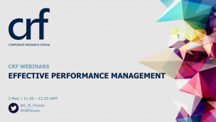 Effective Performance Management - discussing the latest practice