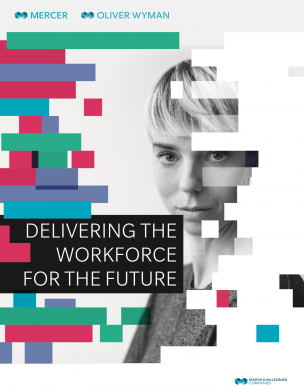 Delivering the workforce of the future