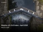Monthly U.S. CLO Index— April 2020