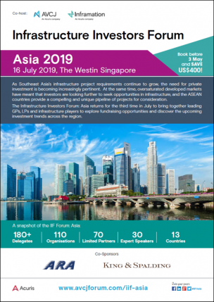 IIF Asia 2019 - Brochure Download