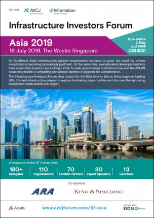 IIF Asia 2019 - Brochure Download