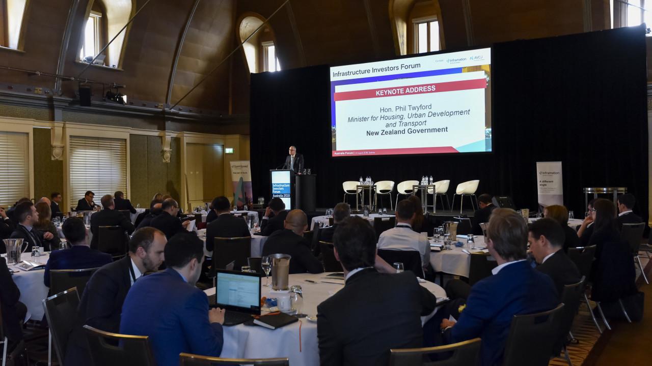 Infrastructure Investors Forum: Australia 2019