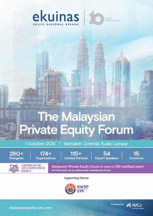 Malaysian PE Forum 2019 - Brochure Download