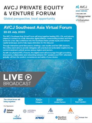 AVCJ Southeast Asia Virtual Forum Brochure