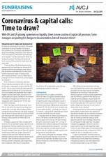 Coronavirul & Capital Calls: Time to draw?