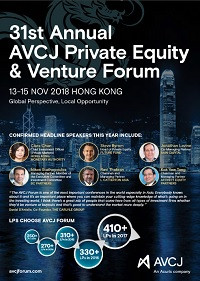 The 31st Annual AVCJ Private Equity & Venture Forum - Brochure Download