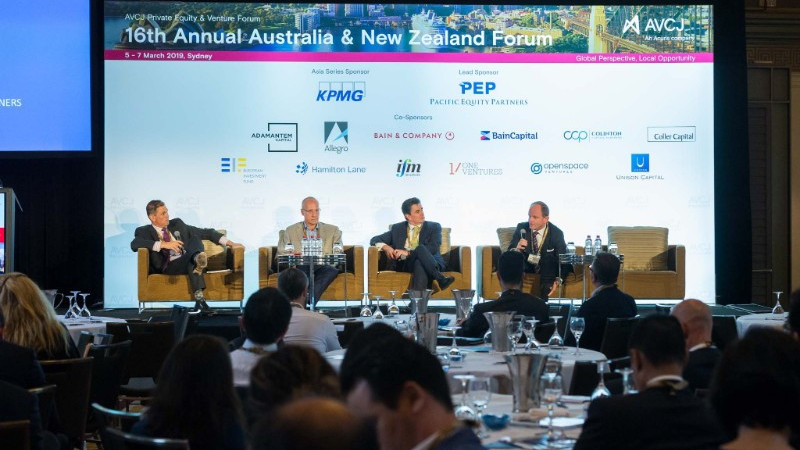 The 17th Annual AVCJ Australia & New Zealand Forum