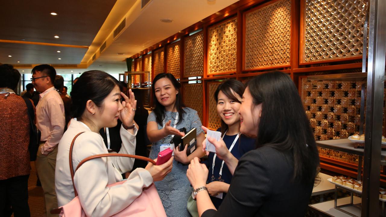 Japan Vista Equity Partners Warburg Pincus Asia WaterBridge Ventures Wendel Singapore..