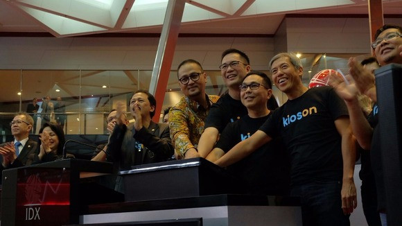 Indonesia sees first local listing by e-commerce start-up