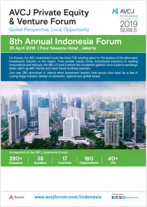AVCJ Indonesia 2019 Forum Brochure