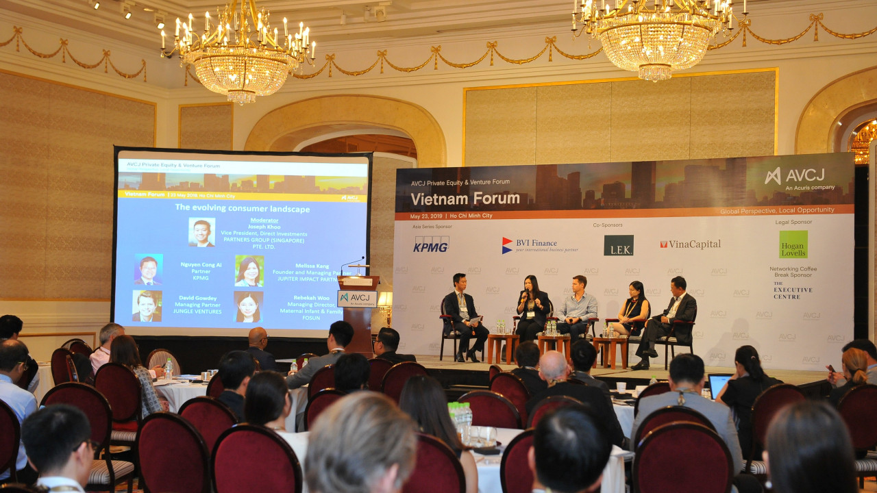 The 4th Annual AVCJ Private Equity & Venture Forum - Vietnam