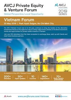 AVCJ Vietnam Forum 2019 - Brochure Download