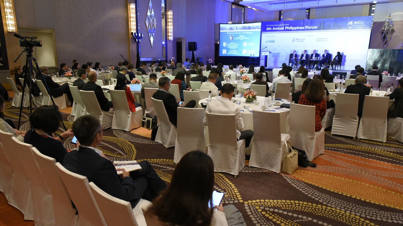 The AVCJ Private Equity & Venture Forum - Philippines
